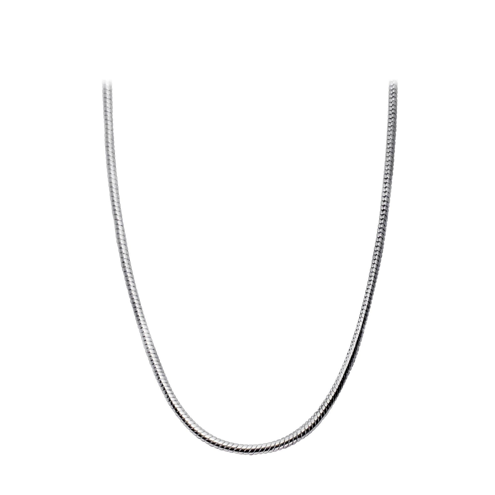 Silver Roper Chain