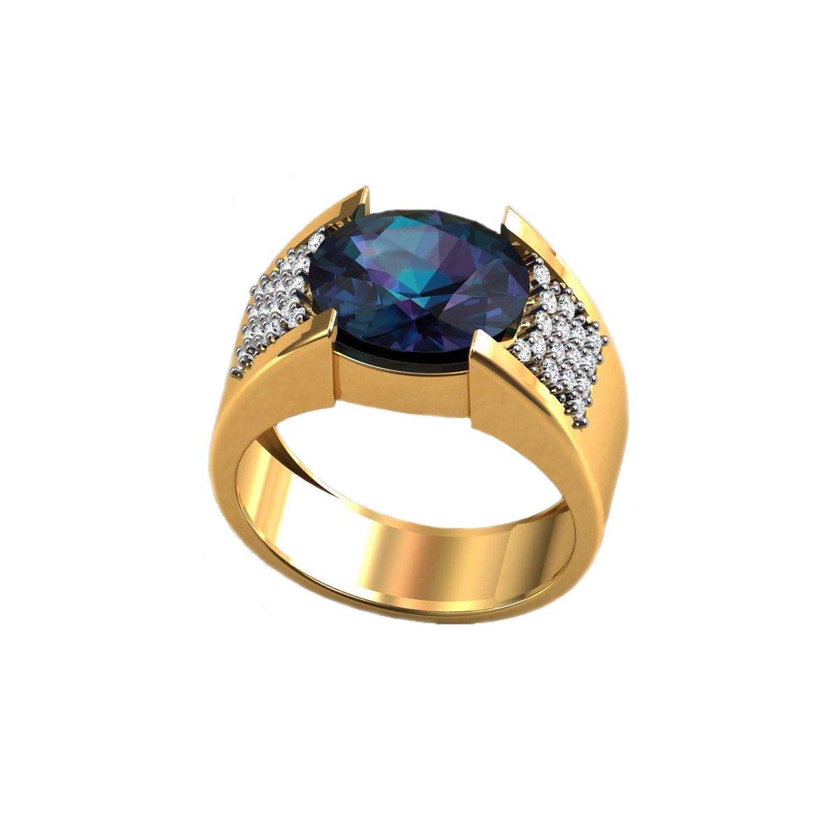 Shani Gold Ring